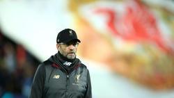Jürgen Klopp hat mit Liverpool noch keinen Titel gewonnen