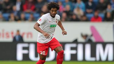 Caiuby hat im Winter noch nicht mit dem FC Augsburg trainiert