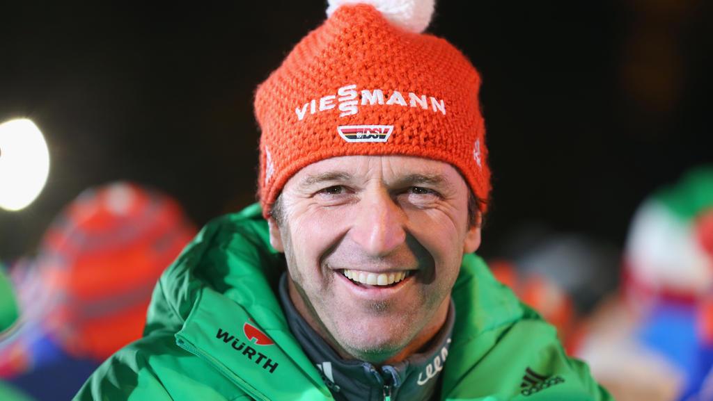 Die Zukunft von DSV-Trainer Werner Schuster wird sich in Bälde klären