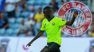 Nicolas Pépé soll beim FC Bayern auf der Wunschliste stehen