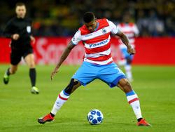Der Brasilianer Wesley brachte Club Brügge im Derby in Führung. © Getty Images/Martin Rose