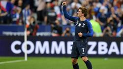 Frankreich startet erfolgreich in die EM-Qualifikation