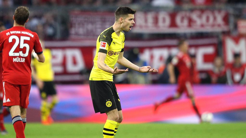 Julian Weigl will den BVB offenbar nach wie vor verlassen