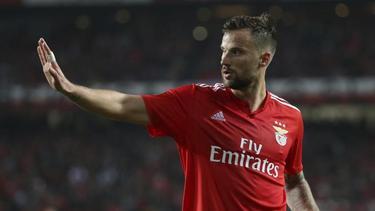 Benficas Haris Seferovic führt die Torschützenliste in Portugal an