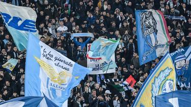 Lazio Rom droht ein Geisterspiel
