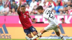 Bald gemeinsam beim FC Bayern? Thiago (l.) und Kai Havertz