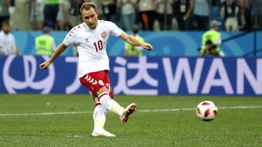 Christian Eriksen und Dänemark verpassten einen Sieg gegen Irland