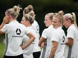 Das deutsche Team hat noch Luft nach oben
