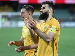 Australia quiere estar en el próximo Mundial de Rusia. (Foto: Getty)