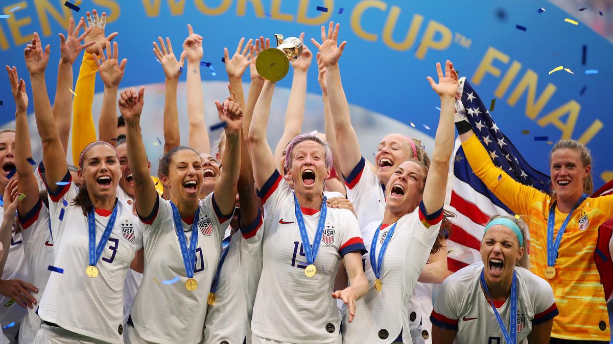 Vierter WM-Titel für die US-Frauen