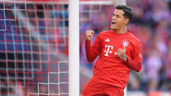 Philippe Coutinho fühlt sich beim FC Bayern pudelwohl