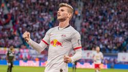 Timo Werner soll für RB Leipzig in der Champions League für Tore sorgen