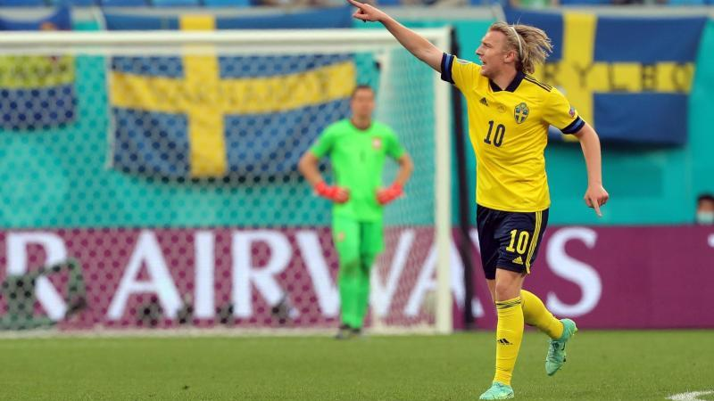 Der Schwede Emil Forsberg hatte seinen Vertrag in Leipzig bis 2025 verlängert