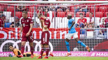 Der FC Bayern hat gegen Neapel verloren