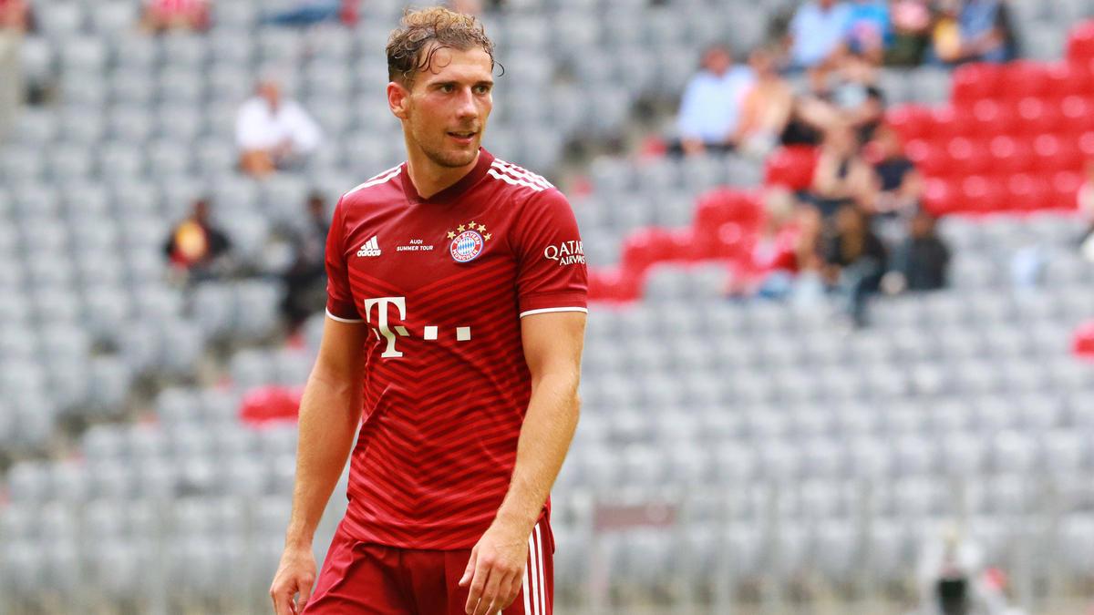 Leon Goretzkas Zukunft beim FC Bayern ist ungeklärt