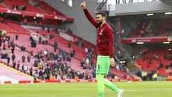 Alisson hat seinen Vertrag beim FC Liverpool verlängert