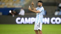 Sergio Agüero kam von Manchester City zum FCBarcelona