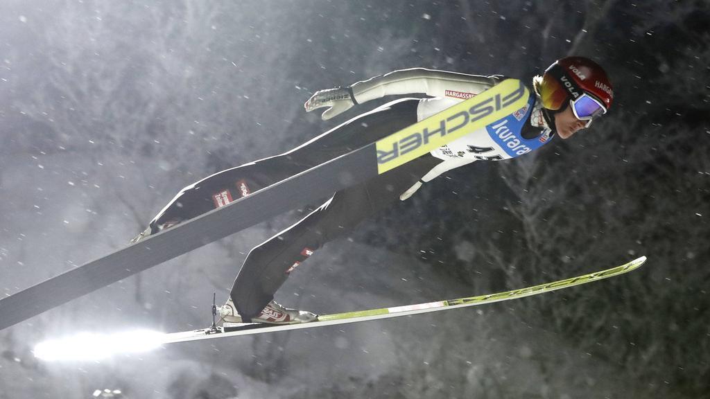 Österreichischer Doppelsieg beim Skispringen in Yamagata