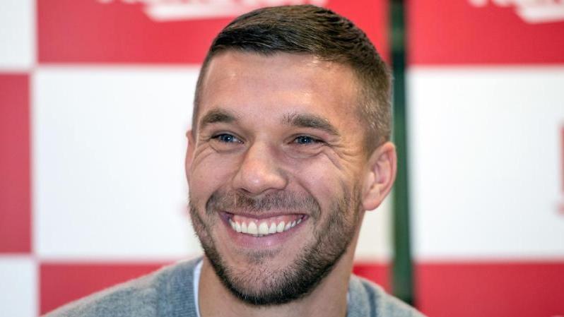 Lukas Podolski wird zum 1. FC Köln zurückkehren