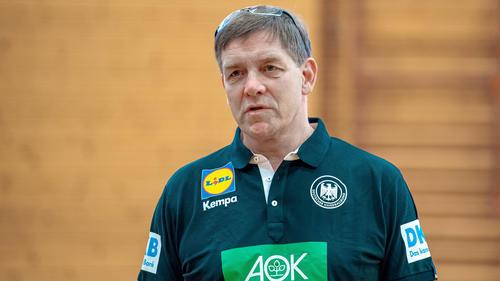Seit 6. Februar Handball-Bundestrainer: Alfred Gislason