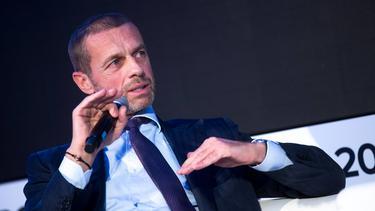 Aleksander Ceferin geht davon aus, dass die EURO 2021 stattfinden kann
