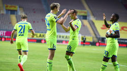 Der MSV Duisburg setzte sich gegen den 1. FC Kaiserslautern durch