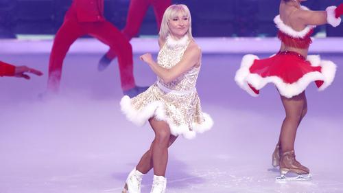 Aljona Savchenko weiß noch nicht, ob sie auf das Eis zurückkehrt