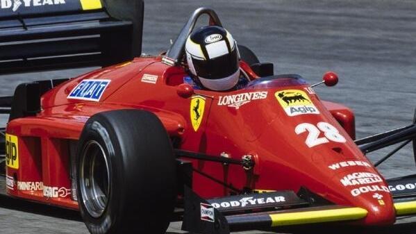 Stefan Johansson hatte bei Ferrari auf- und abseits der Strecke zu kämpfen
