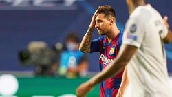 Wie geht es für Lionel Messi und den FC Barcelona weiter?