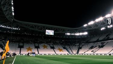 Im Juve-Stadium werden keine Fans anwesend sein