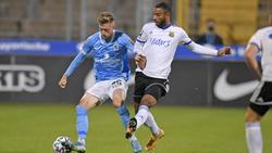 Saarbrücken siegte bei den Löwen und ist neuer Tabellenführer