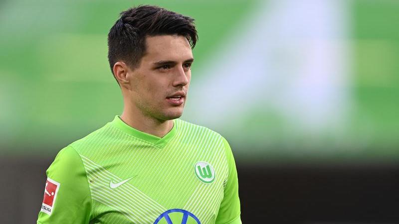 Josip Brekalo trainiert wieder mit der Wolfsburger Mannschaft