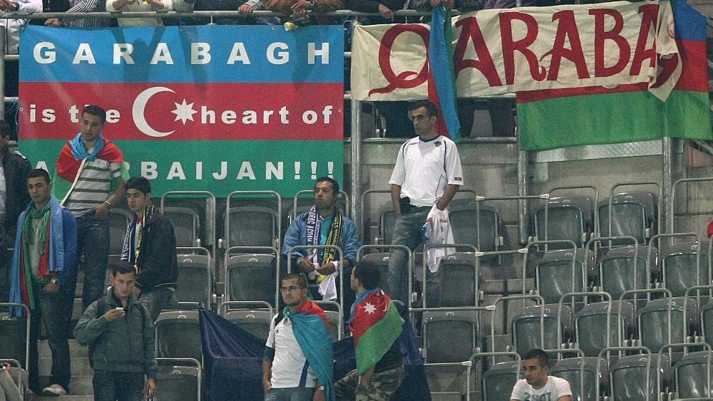 Qarabag Agdam spielt derzeit in der Europa League
