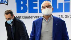 Große Unruhe bei Hertha BSC