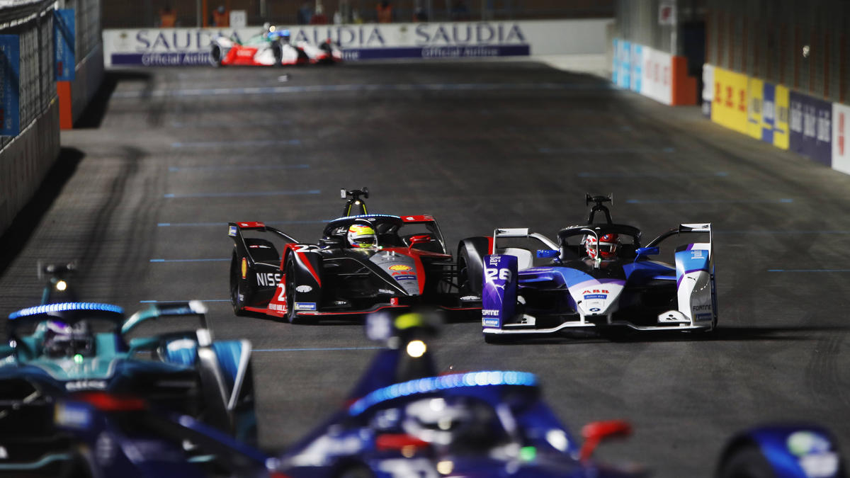 Das Rennen in Saudi-Arabien musste abgebrochen werden