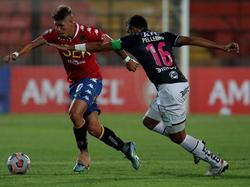 Carlos Palacios prueba fortuna en un nuevo campeonato.
