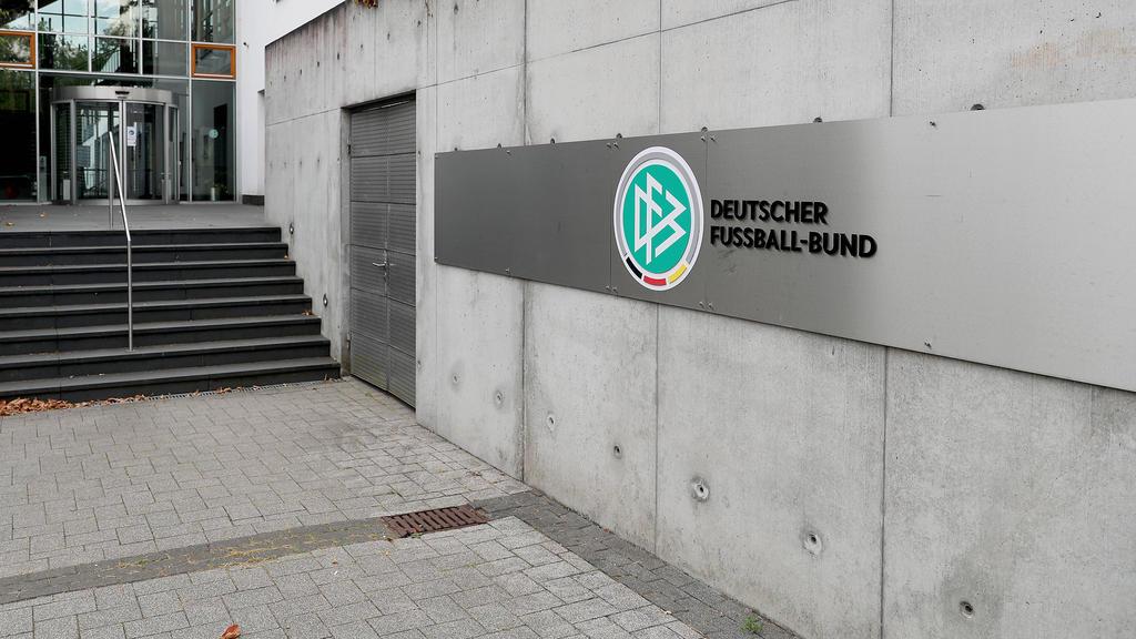 Beim DFB geht es drunter und drüber