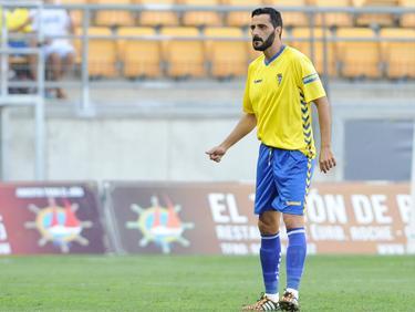 Güiza anotó en el campo del Hércules para los gaditanos. (Foto: Imago)