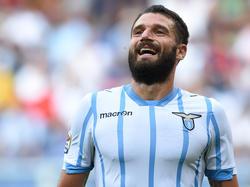Antonio Candreva bleibt bei Lazio
