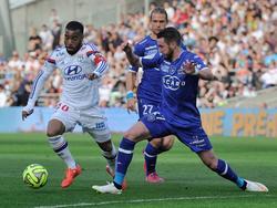 Lacazette erzielte gegen Bastia sein 25. Saisontor