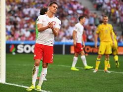 Bald in der Serie A unterwegs: Arkadiusz Milik