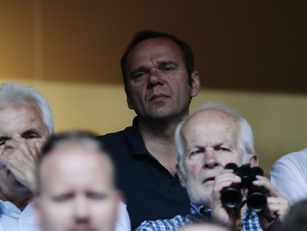 Bernd Hoffmann kandidiert bei der Wahl des neuen HSV-Präsidenten