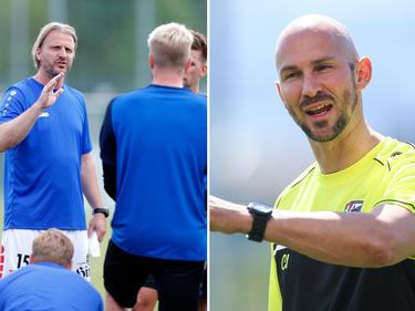 Markus Schopp und Christian Ilzer haben neue Aufgaben übernommen