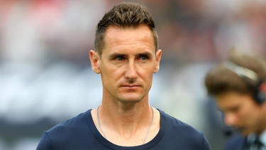 Miroslav Klose will Bundesliga-Trainer werden