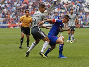 Cruz Azul y Atlas no supieron deshacer la igualada. (Foto: Imago)