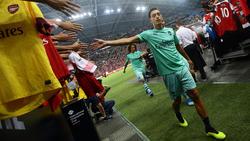 Mesut Özil bleibt beim FC Arsenal umstritten