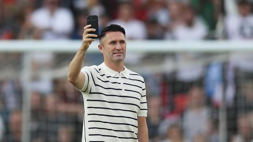 Fussball News Irlands Fussball Ikone Keane Beendet Karriere
