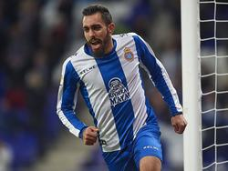 Borja Iglesias se marcha a Sevilla.