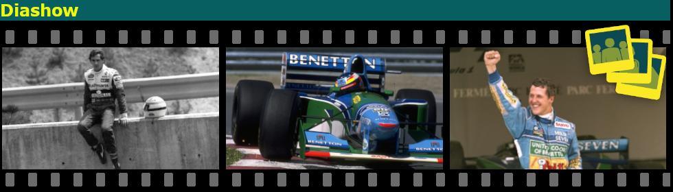 Zur Diashow: So dramatisch lief die Formel-1-WM 1994