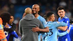 Mann des Tages bei Manchester City: Vincent Kompany